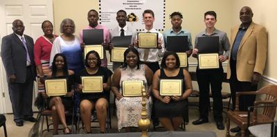 Congrats ... West Anniston Foundation awarded scholarships to local students