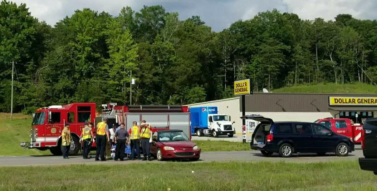 2-vehicle accident on Alabama 77 North on Tuesday claims life of Talladega woman