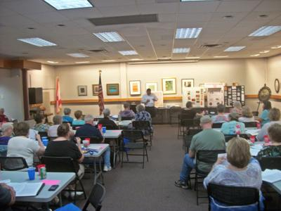 In Your Community ... AlaBenton Society of Calhoun County held summer workshop