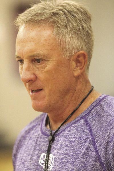 Coach Jeff Smith