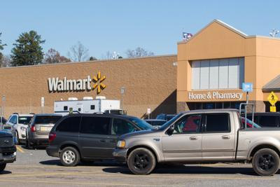 Police City police beef up patrols around Walmart