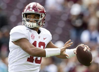 Alabama football: Tagovailoa boldly responds to questions about slant routes: 'Stop it'