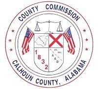 Calhoun County Commission Seal