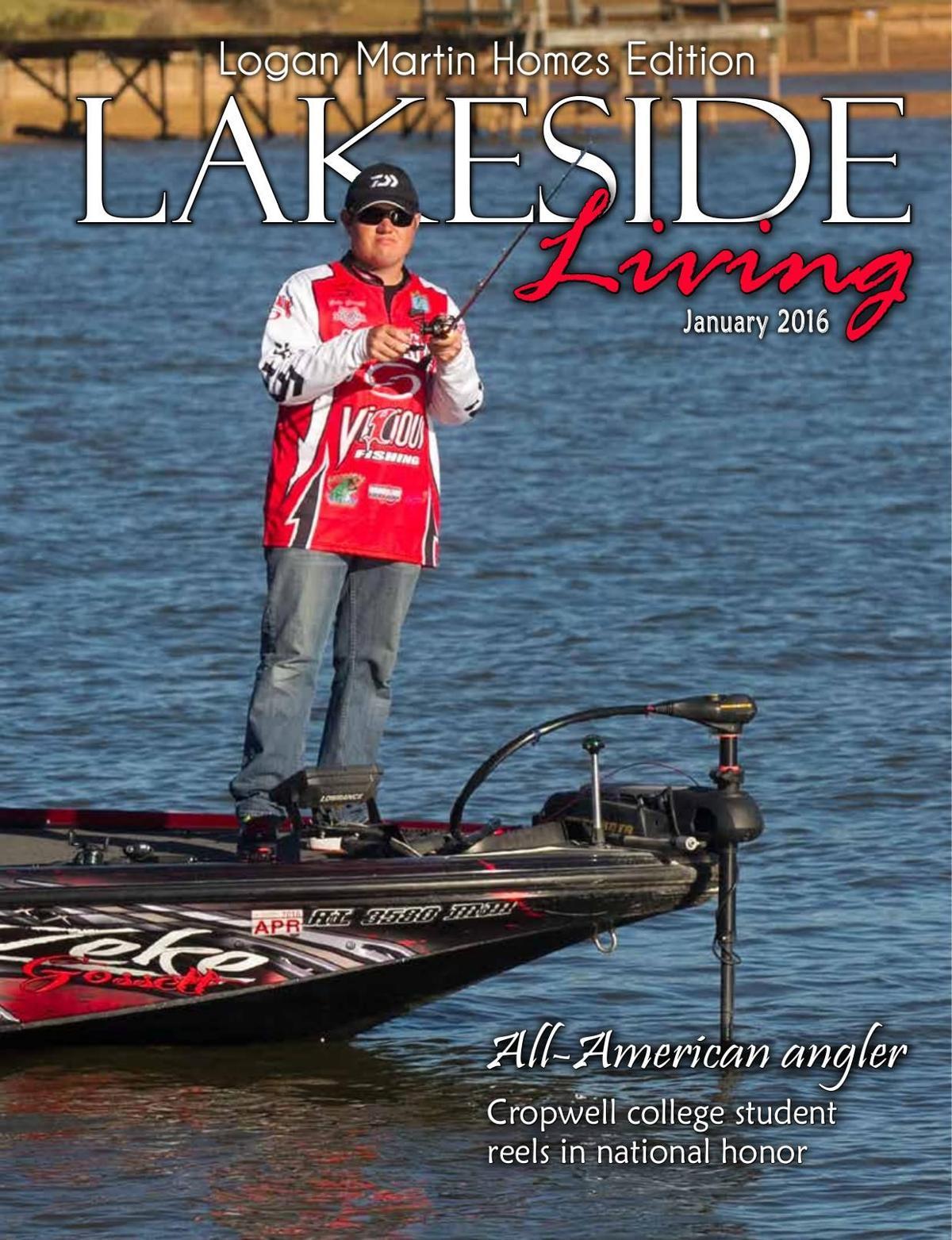 Lakeside - January 2016