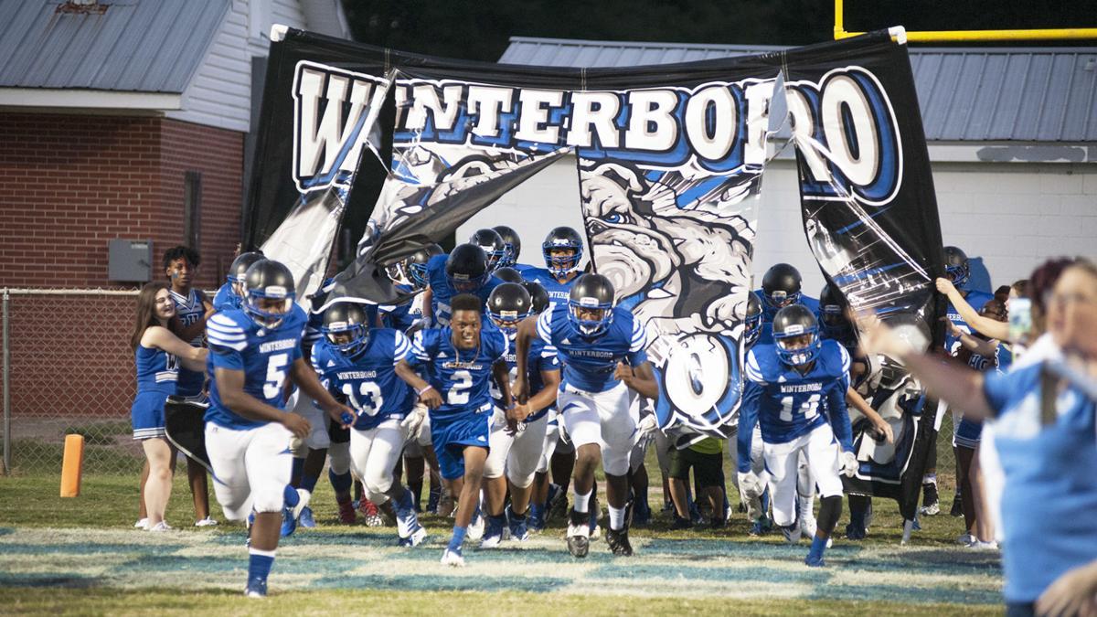 High School Football - Winterboro vs Donoho (gallery)