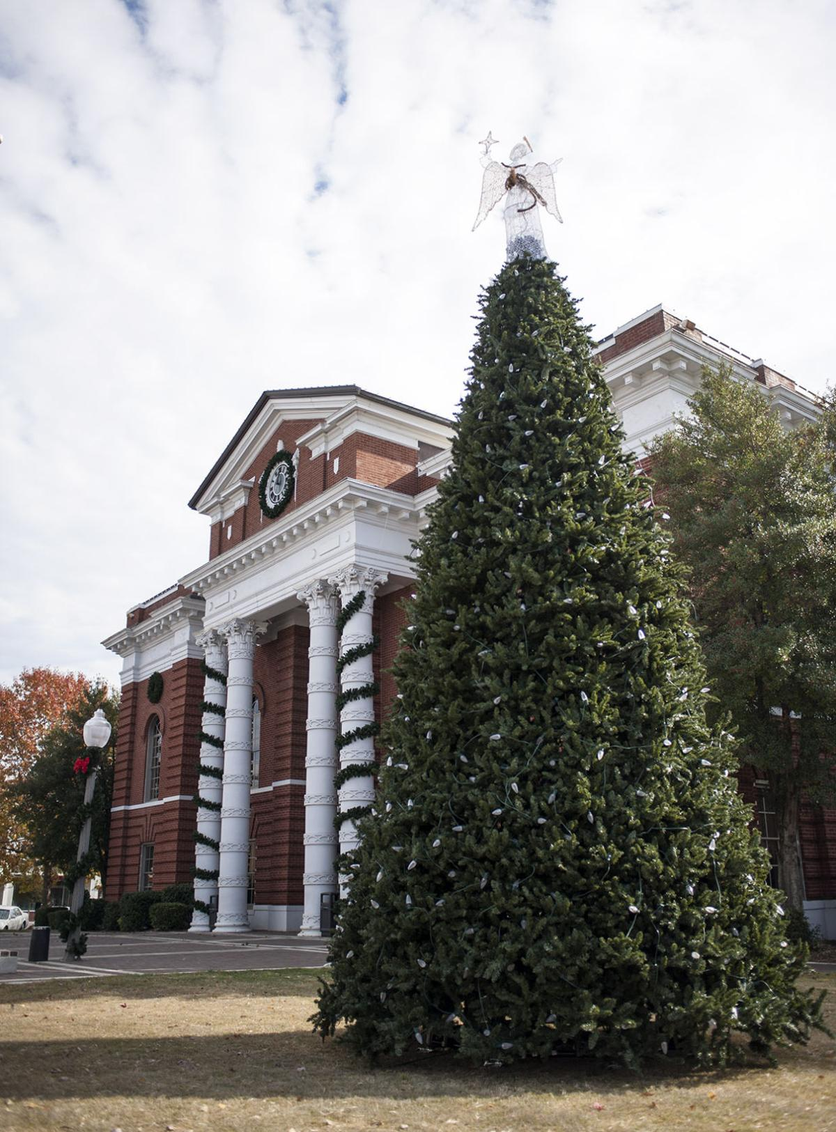 Should Talladega continue Christmas on the Square or is cost too