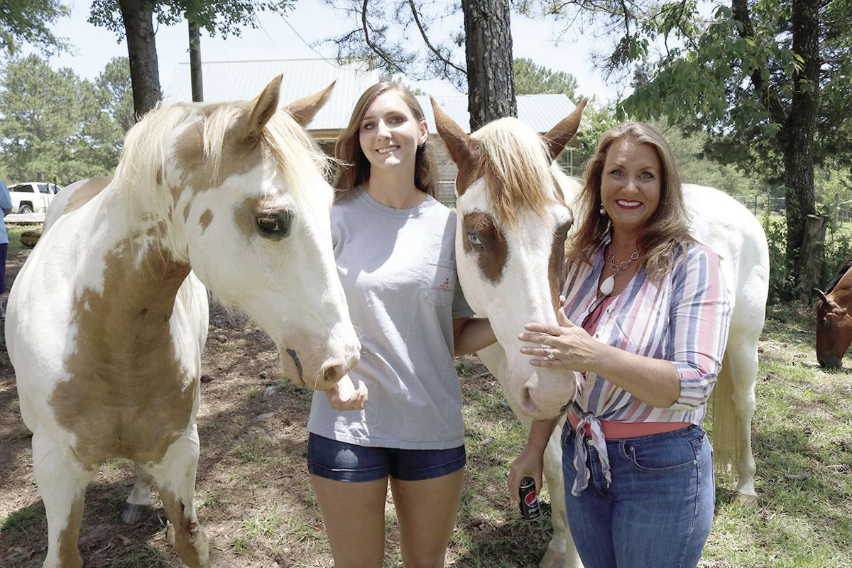 Kim Turner and daughter Madison