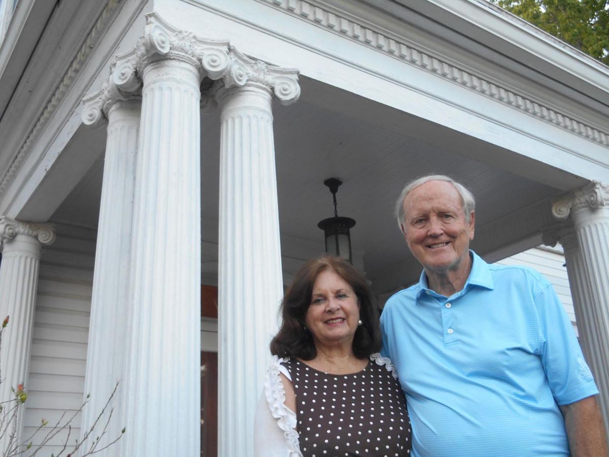Carolyn and Bob Orchid