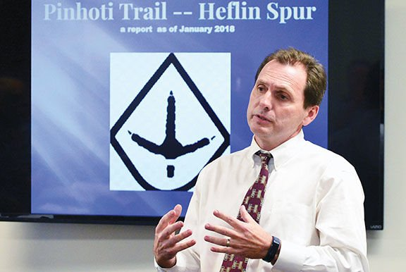 Council votes in support of trail spur