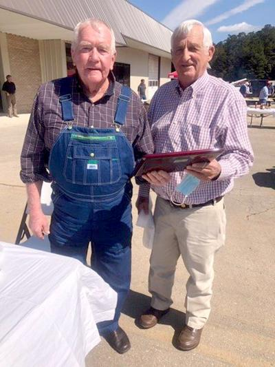 Goodgame Company honors longtime subcontractor Melvin Fergurson