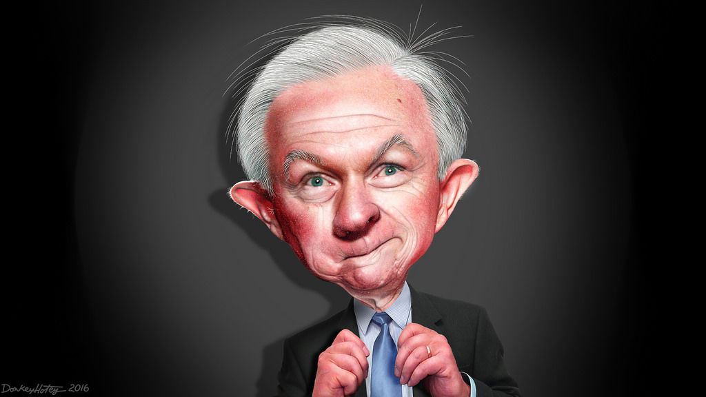 Phillip Tutor: Jeff Sessions' fear of a changing America