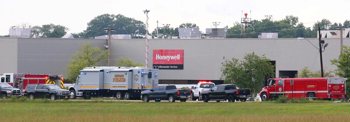 Roof Collapses At Honeywell Plant No Injuries Reported