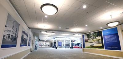 Quintard Mall renovation