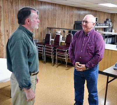 Ranburne Mayor Visits