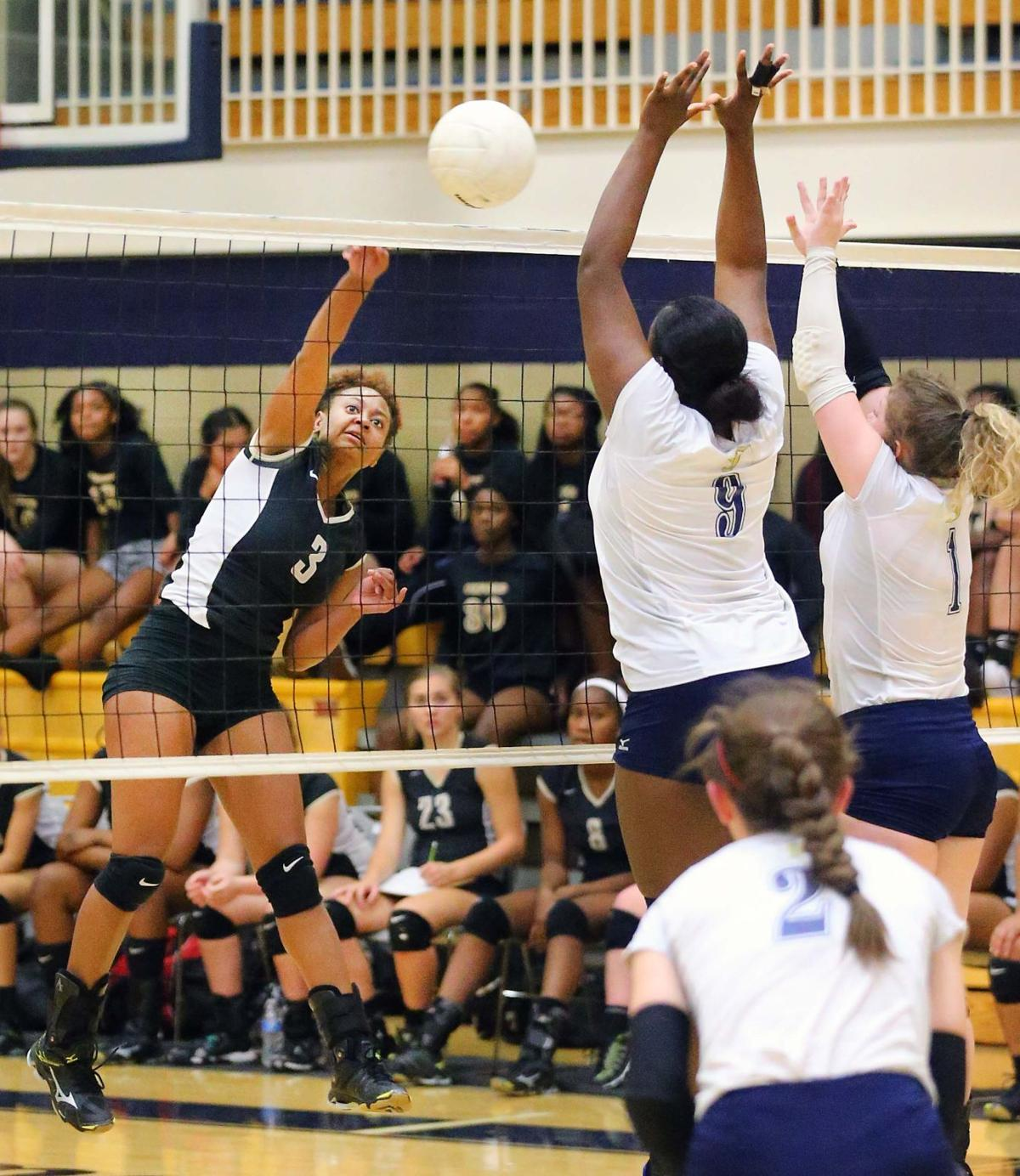 Oxford at Jax volleyball