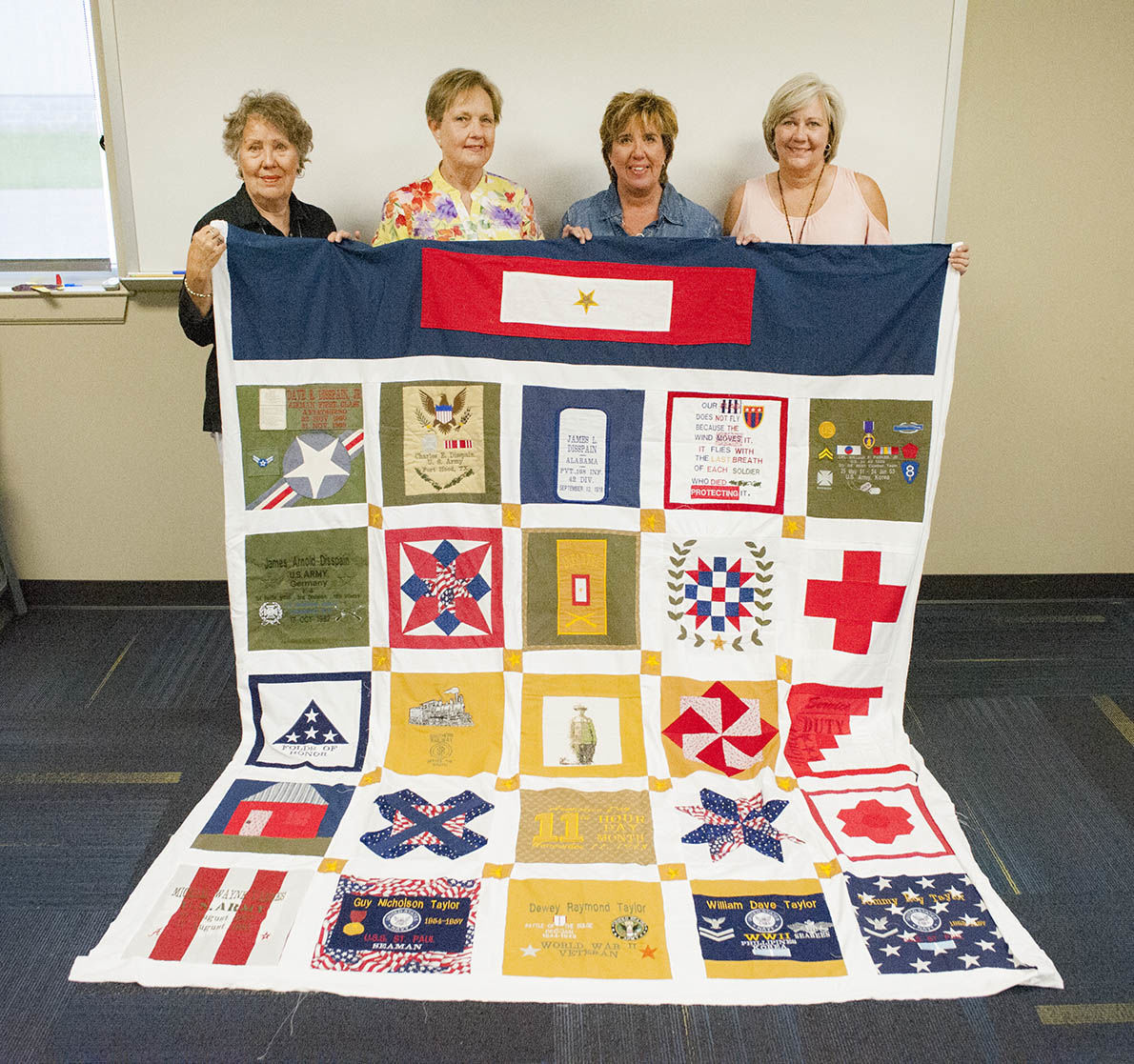 Lincoln Honor Quilt