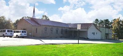 Greater Ebenezer Missionary Baptist Church in Talladega