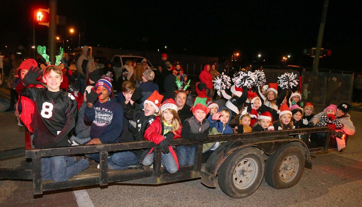 2018 Anniston Christmas Parade | News | annistonstar.com