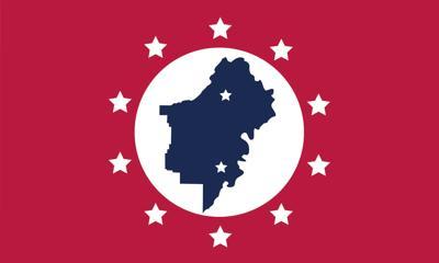 St. Clair County Flag