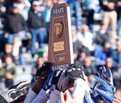 Piedmont Bulldogs - 3A Champs
