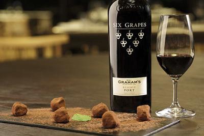 Six Grapes Port