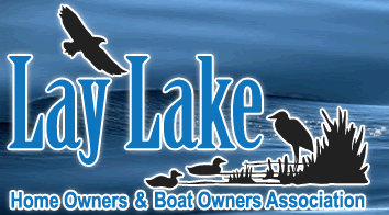 Lay Lake Home Owners & Boat Owners Association logo