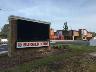 Phillip Tutor: A Whopper of a sign in Anniston