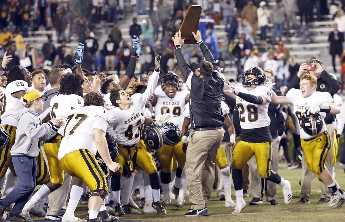 Mark Edwards: Oxford's first state title win in 26 years comes after a thrill-ride of a championship game