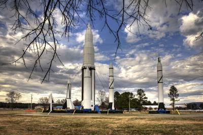 Huntsville's Rocket Park