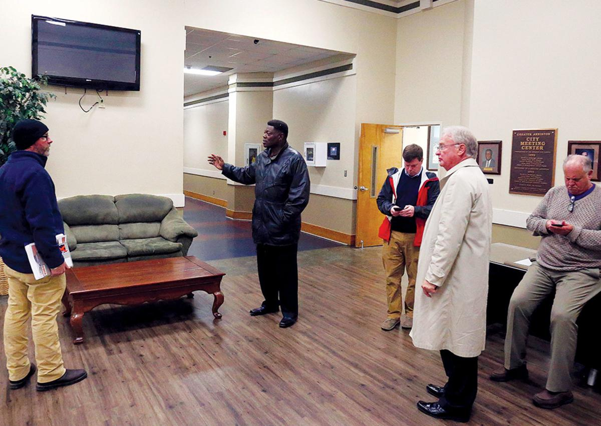 Council takes tours of potential sites for City Hall