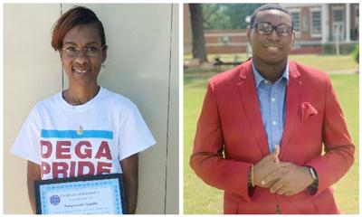 Local Talladega College Alumni chapter awards 2 scholarships