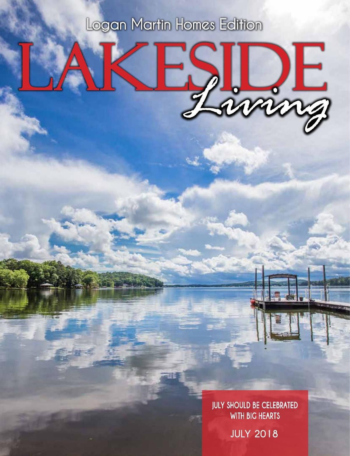 Lakeside Living July 2018