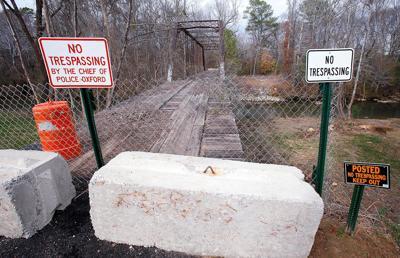 Hell's Gate bridge