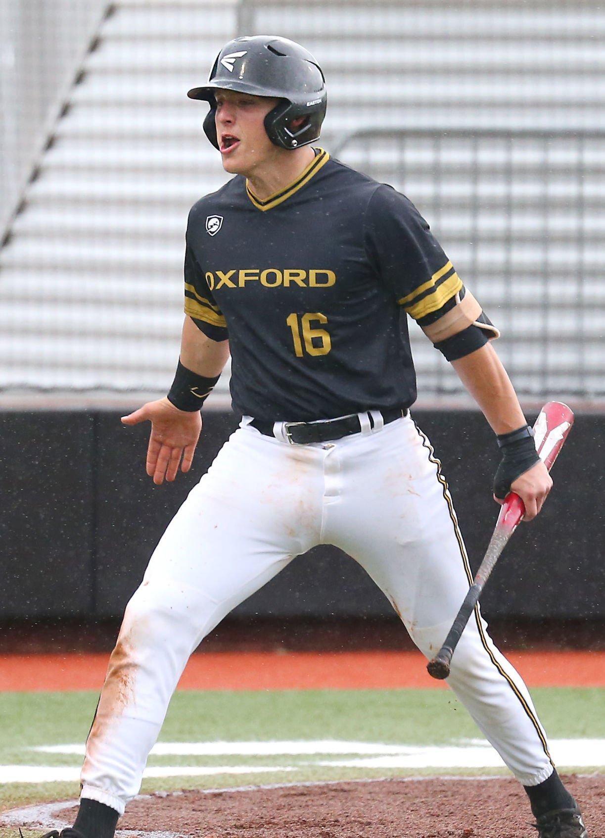 Oxford Hartselle baseball