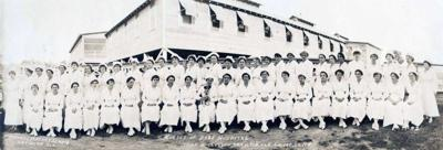 Camp McClellan nurses