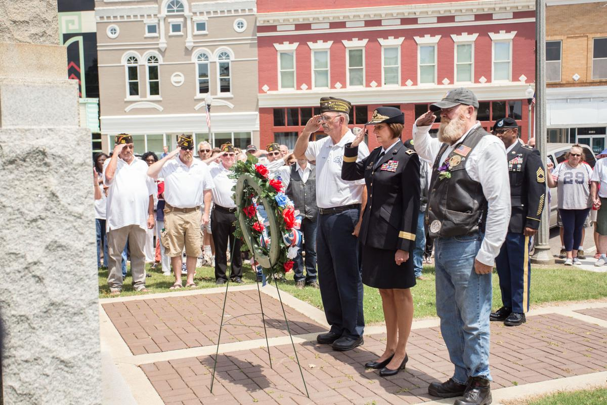 Memorial Day ceremonies planned in Talladega, Sylacauga, fundraiser in Pell City