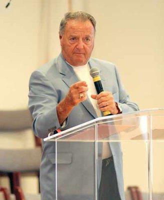 Bowden to speak at Spring Valley Baptist (copy)