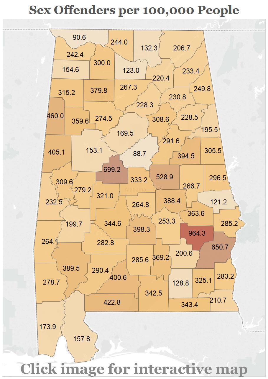 Alabama sex offender locator pics 859