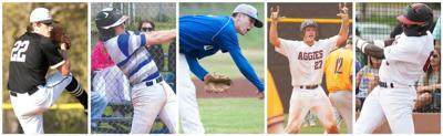 All-state baseball selections for 2019