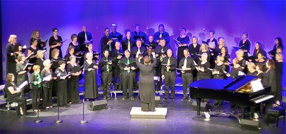 The Oxford Community Chorus