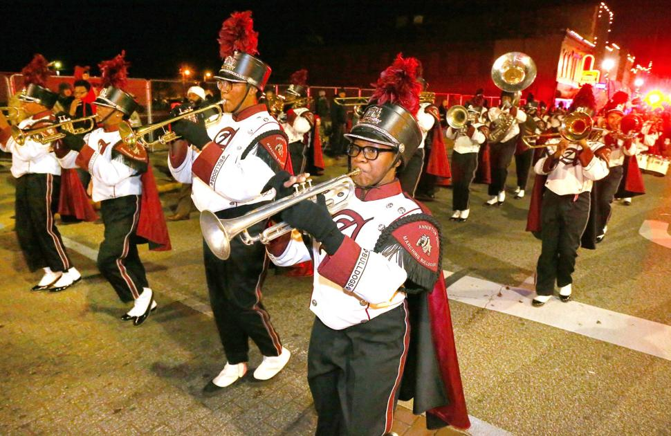 Anniston Christmas parade pushed to Thursday | Free | annistonstar.com