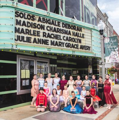 Little House Dance Studio spring recital