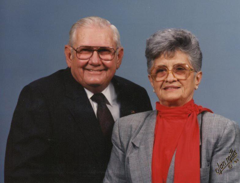 Frank and Martha Cheatwood Reid