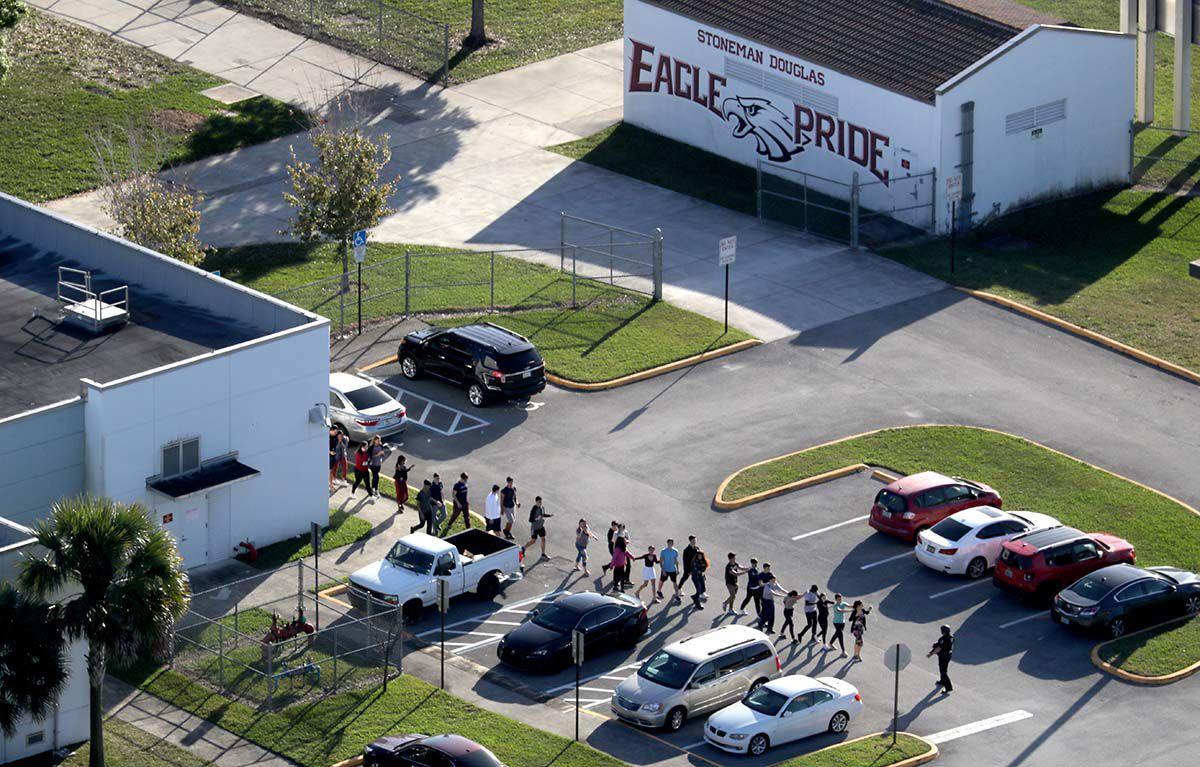 US NEWS FLA-SCHOOLSHOOTING 53 FL