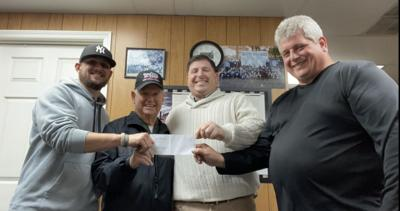 In Your Community ... Wellborn Panther baseball team receives donation