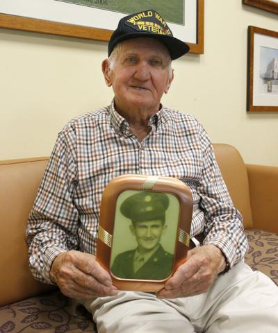 Spotlight on: Ed Harrison, centenarian