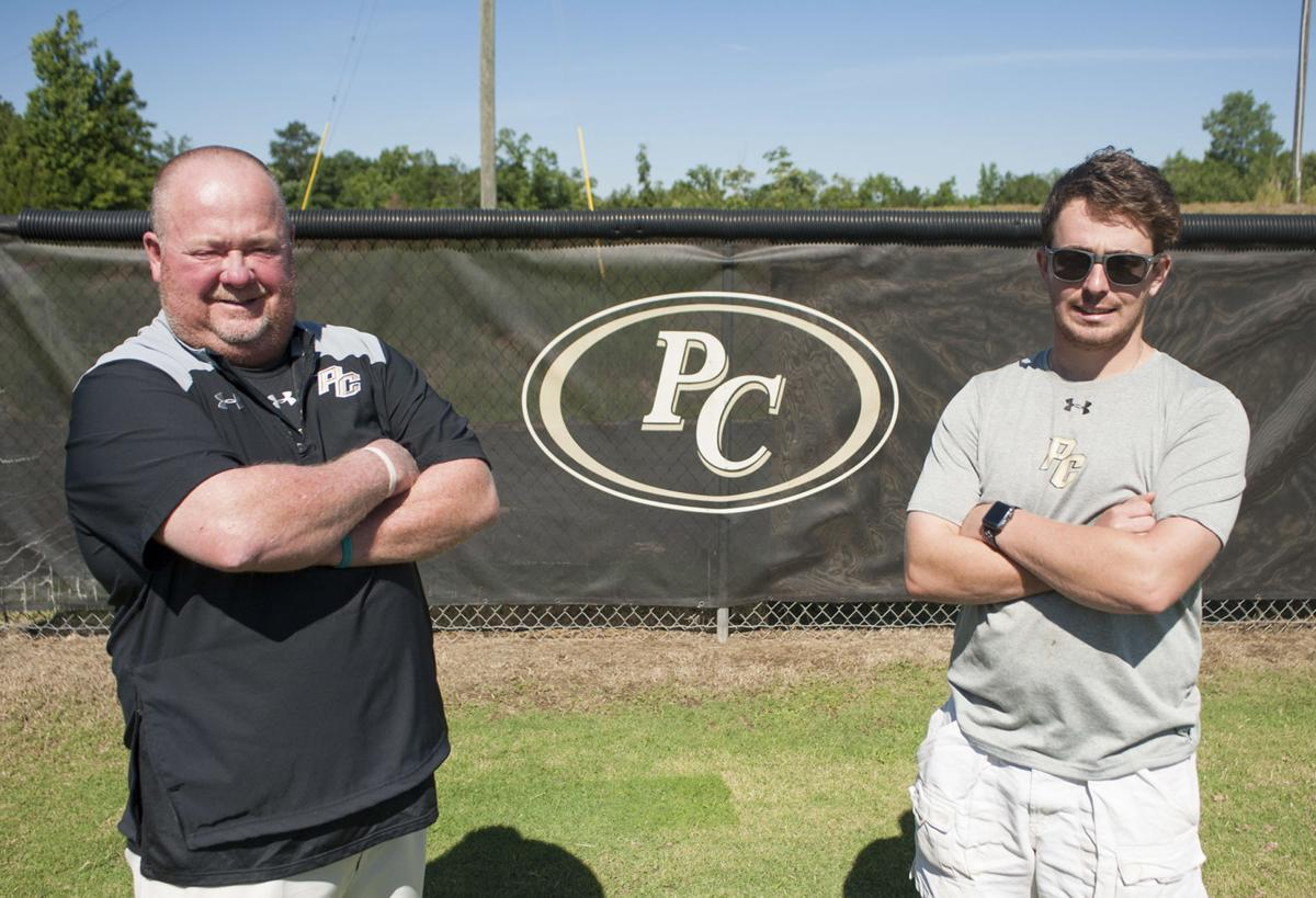 Terry and Andy Isbell enjoy special season on softball field while carrying on family tradition of helping others