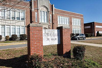 Zora Ellis Junior High School