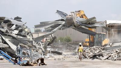 Sears demolition