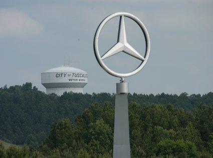 Mercedes-Benz in Vance, Ala.